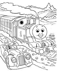 Sélection De Dessins De Coloriage Train À Imprimer Sur Laguerche For