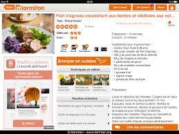 logiciel recette cuisine 5 applications gratuites pour préparer un repas de fête