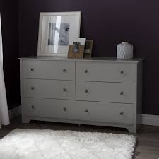South Shore Libra Collection Dresser by South Shore Dresser South Shore Versa 6 Drawer Double Dresser