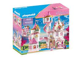 playmobil princess 70447 großes prinzessinnenschloss mit drehbarer tanzplatte