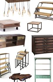 Industrial Modern Furniture Decor
