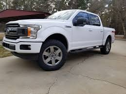 100 What Size Tires Can I Put On My Truck 2018 F150 Tire Size Change In Computer Problem Ford F150 Forum