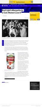 Bud Light s Lime A Rita