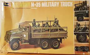 U.S. Army M-35 Military Truck, Revell Great Britain H-557 (1971) Revell Peterbilt 359 Cventional Tractor Semi Truck Plastic Model Free 2017 Ford F150 Raptor Models In Detroit Photo Image Gallery Revell 124 07452 Manschlingmann Hlf 20 Varus 4x4 Kit 125 07402 Kenworth W900 Wrecker Garbage Junior Hobbycraft 1977 Gmc Kit857220 Iveco Stralis Amazoncouk Toys Games Trailer Acdc Limited Edition Gift Set Truck Trailer Amazoncom 41 Chevy Pickup Scale 1980 Jeep Honcho Ice Patrol 7224 Ebay Aerodyne Carmodelkitcom
