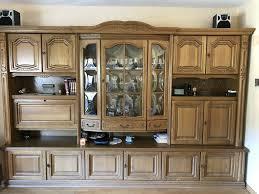 rustikaler wohnzimmerschrank eiche in rheinland pfalz