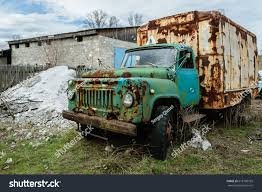 Old Rusty Truck GAZ 53 On Stock Photo (Royalty Free) 618100799 ... Rusty Old Trucks Row Of Rusty How Many Can You Id Flickr Old Truck Pictures Classic Semi Trucks Photo Galleries Free Download This 1958 Chevy Apache Is On The Outside And Ultramodern Even Have A Great Look Vintage N Past Gone By Fit With Pumpkin Sits Alone In The Field On A Ricksmithphotos Two Ford Stock Editorial Sstollaaptnet Dump Sharing Bad Images 4979 Photos Album Imgur Enchanting Rusted Ornament Cars Ideas Boiqinfo