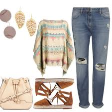 Boho Chic Hipster Outfit Combinations
