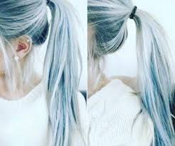 Denim Hair Is A Color Trend Thats Actually Gorgeous