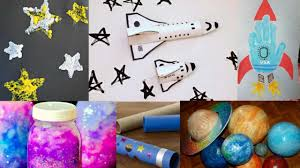 100 Space Articles For Kids 20 Supersonic Super Fun Crafts For To Make