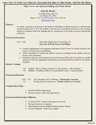 Resume Examples Sample Resumes For Teaching Positions Simple Inside Teachers Method Career Change Kindergarten Teacher Free Cover How To Write A Position