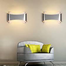lovely led wall lights for living room