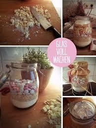cookies in a jar und anleitung zum backen diy geschenke
