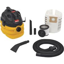 Scraping Popcorn Ceiling With Shop Vac by Shop Vac Portable 5 Gal Wet Dry Vacuum 5872800 Do It Best