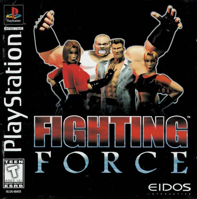 Fighting Force [PS1]