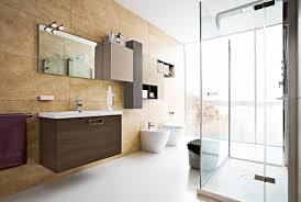 Beige Bathroom Design Ideas by Interior Splendid Beige Bathroom Decoration Using Cream Bathroom