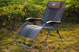 Timber Ridge Folding Lounge Chair by Timber Ridge Oversized Xl Padded Zero Gravity Chair Supports