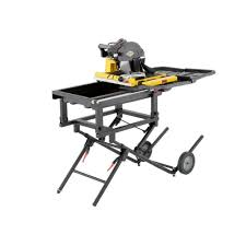 Qep Wet Tile Saw 22650q by Clipper Tt 200 Em Table Top Tile Saw Professional Throughout