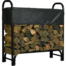 firewood storage rack plans friendly woodworking projects