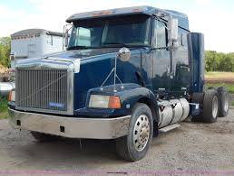 100 Truck Volvo For Sale 1994 WIA Semi Truck Item H3373 SOLD June 17