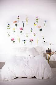 DIY Flower Wall Mr Kate