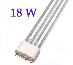 aliexpress com buy 18 watts 2g11 4 pin uvc linear twin light