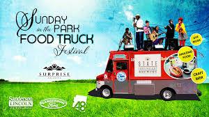 100 Phoenix Food Truck Festival Sunday In The Park Surprise Stadium
