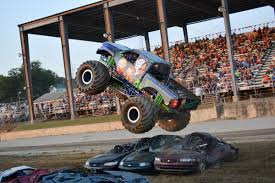 Monster Truck Show Packs Grandstands At Dayton Fair | News ... Monster Truck Accident Stock Photos Truck Accident Driver Plows Into Crowd At Dutch Auto Show Trucks Passion For Off Road Adventure Updated Bemidji Police Car Atv Crash Dtown Pioneer Best Of Jam Accidents Crashes Jumps Backflips Malicious Tour Home Facebook In Lake Erie Speedway Pa Part 1 Realistic Cooking Samson Wiki Fandom Powered By Wikia Grave Digger Jumps Crashes Trucks Roar Bradford Telegraph And Argus Sailor Still Hospitalized Is Likely To Be Arraigned This Week