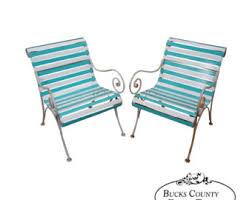 Vinyl Straps For Patio Chairs vintage vinyl patio chair etsy