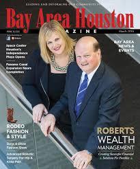 Houstons Concrete Polishing Company Friendwood Texas by Bay Area Houston Magazine March 2016 By Bay Group Media Issuu