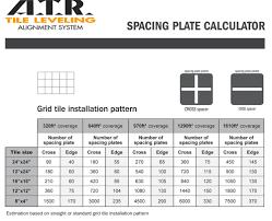 Floor Tile Spacers And Levelers by Atr Floor Leveling Cross Spacers 2mm Atr Tile Leveling