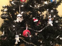 Nightmare Before Christmas Tree Topper by Christmas Awesome Darth Vader Christmas Tree Picture Ideas Darth