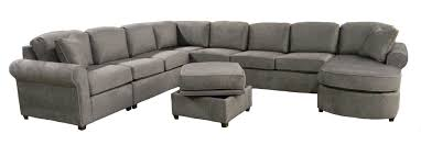 Tribecca Home Uptown Modern Sofa Grey by Sectional Couch Chaise Sectional Couch For Wonderful Living Room