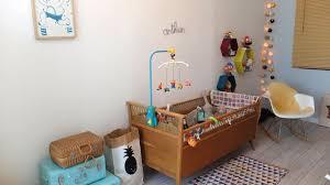 deco chambre retro chambre de bébé décoration et aménagement côté maison