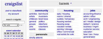 Craigslist Tucson Reverse Search