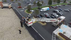 Virginia Man Strikes 10 Cars Before Hiding On Five Guys Roof ...