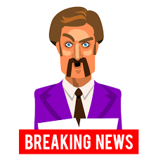 Breaking News Sticker For IOS Android