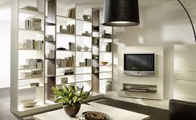 wohnzimmer trennwand konzept wohnzimmermöbel ideen