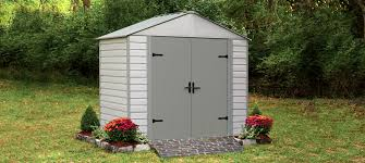 Tin Shed Highland Il by Storage Sheds Steel Sheds Garden Sheds Storage Buildings