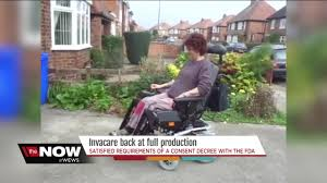 Invacare Transport Chair Manual by Invacare In Elyria Expects To Add Production And Employees News