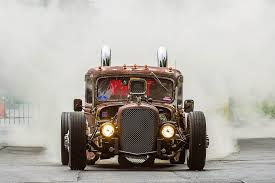 100 Rat Rod Semi Truck HOT ROD Rescue The Fixed At Last Yes It Does Burnouts