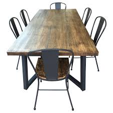 21st Century Wrought Iron Set Of Patio Dining Table And Chairs