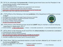 ap government 1989 mc exam