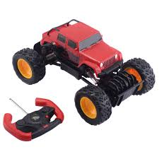 1:18 RC Monster Truck Remote Control Off-Road Car - Remote Control ...