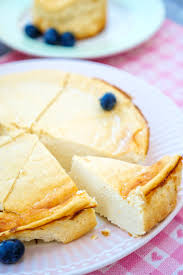 low carb käsekuchen mit 6 zutaten der cheesecake für