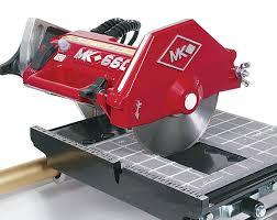 mk diamond mk 660 tile saw