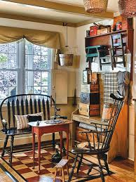 Primitive Living Room Wall Decor by 403 Best Primitive Decorating Ideas Images On Pinterest
