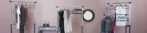 Decorative Metal Garment Rack by Garment Racks Storage U0026 Organization Jysk Canada