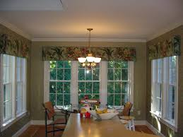 Dining Room Valance Fascinating Valances For At Formal