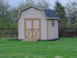 12x16 Gambrel Shed Kits by Mini Barn With Gambrel Roof Clear Creek Amish Furniture Serving