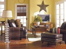 Rustic Living Room Wall Colors Decorating Ideas